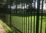 Boundary Fencing Aluminium Your Local Fencer